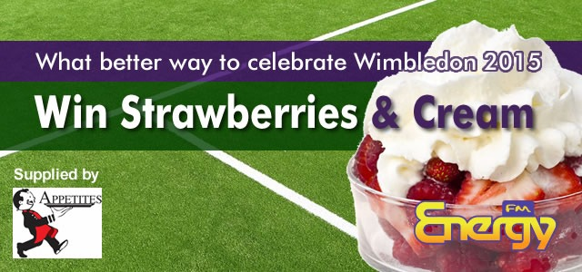 Win Fresh Strawberries & Cream For Your Workplace!